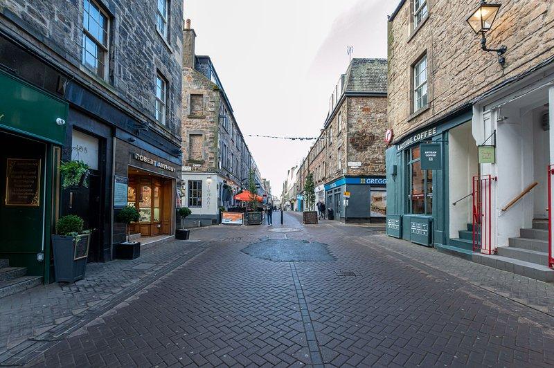 Edinburgh holiday apartment jasmine Apartment (SLEEPS 2 ...