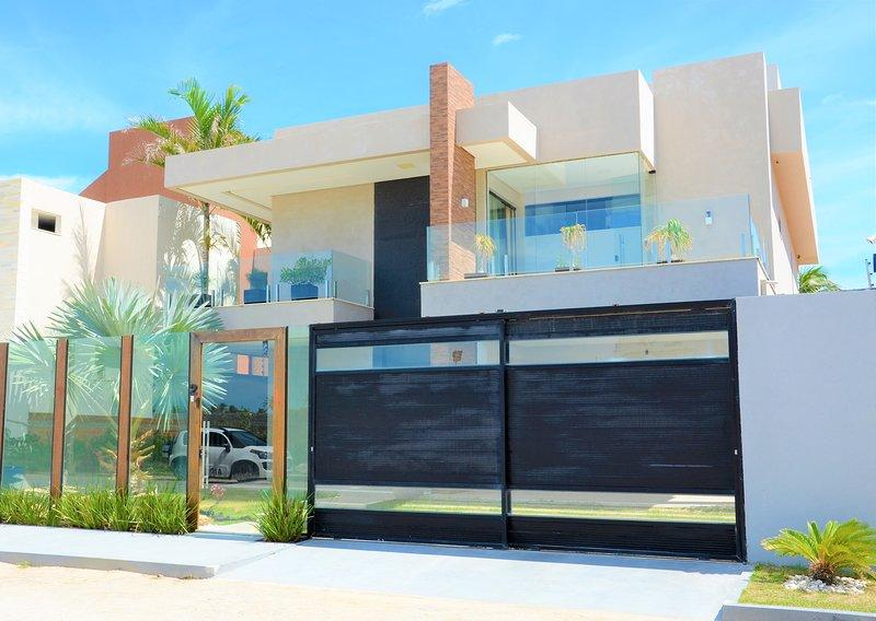Sun Luxury Home Aju - Casa de Luxo na Praia, casa vacanza a Aracaju