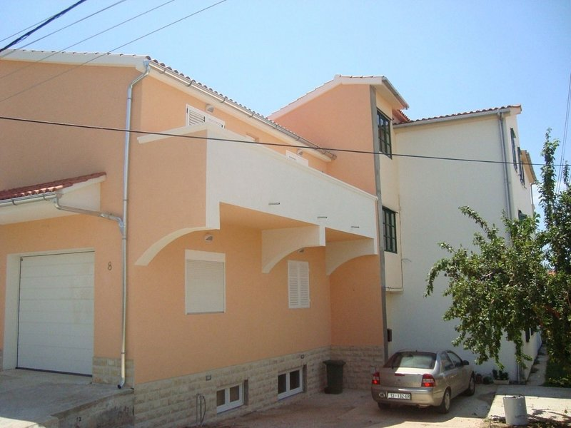 Marija A2(2+2) - Tribunj, vacation rental in Tribunj