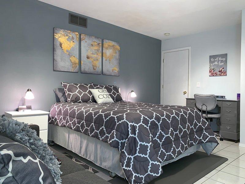 Rockford & Belvidere Comfy Room, aluguéis de temporada em Roscoe