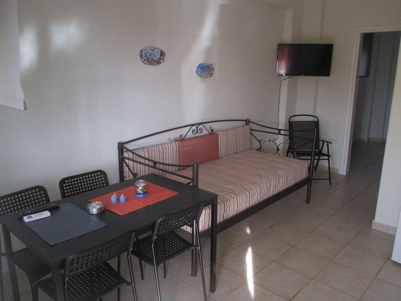 Azalia apartments 3rd - Dionysiou Beach  Halkidiki, vacation rental in Nea Plagia