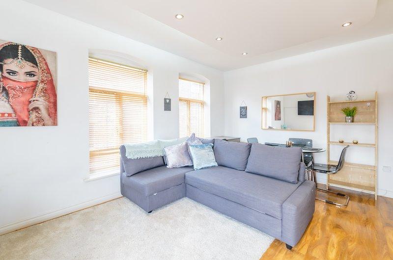 Luxury Central Newcastle Apartment 23, alquiler vacacional en Gosforth