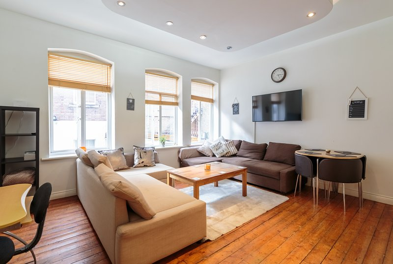 Luxury Central Newcastle Apartment 20, location de vacances à Newcastle upon Tyne