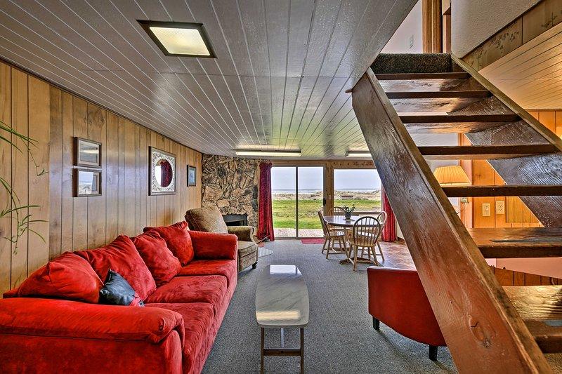 Sanderling Sea Cottages, Unit 6, holiday rental in Waldport