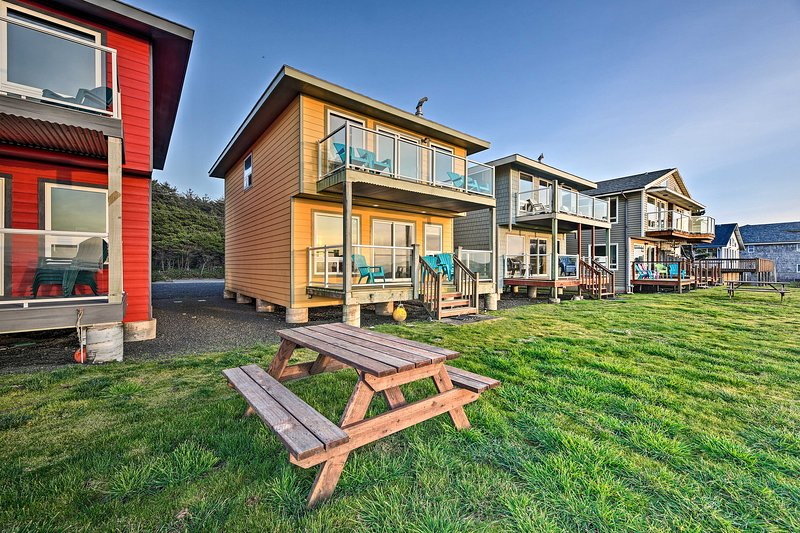 Sanderling Sea Cottages, Unit 9, vacation rental in Waldport