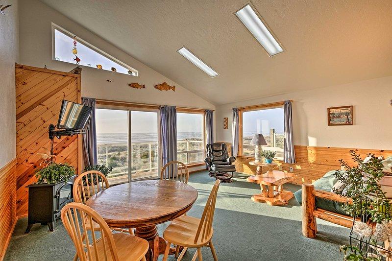 Sanderling Sea Cottages, Unit 11, vacation rental in Waldport