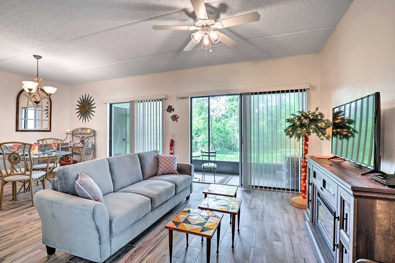 NEW! Quaint Conquistador Condo w/ Resort Amenities, location de vacances à Saint Augustine