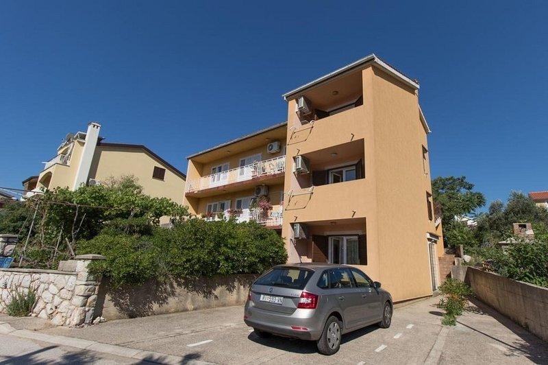 Marija - with parking :  A1(2+1) Prizemlje - Cres, casa vacanza a Cres