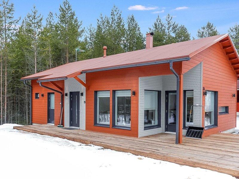 Meri-villa, vacation rental in Oulu