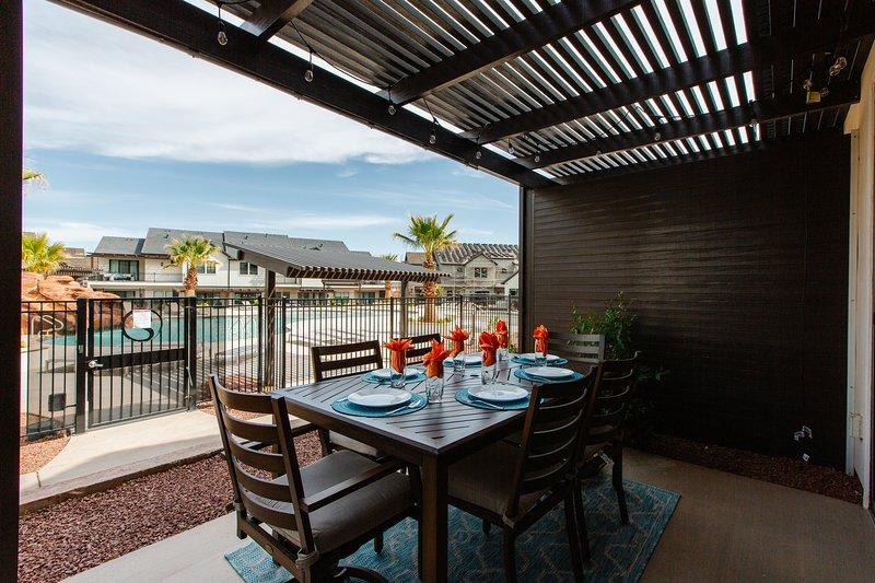 Ocotillo Springs 4, holiday rental in Ivins