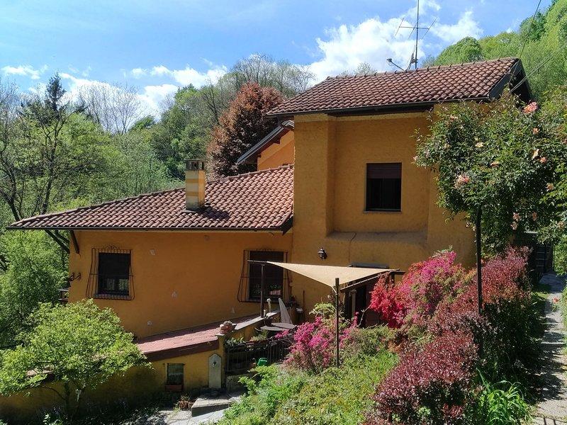 La Furnaseta, holiday rental in Gattico