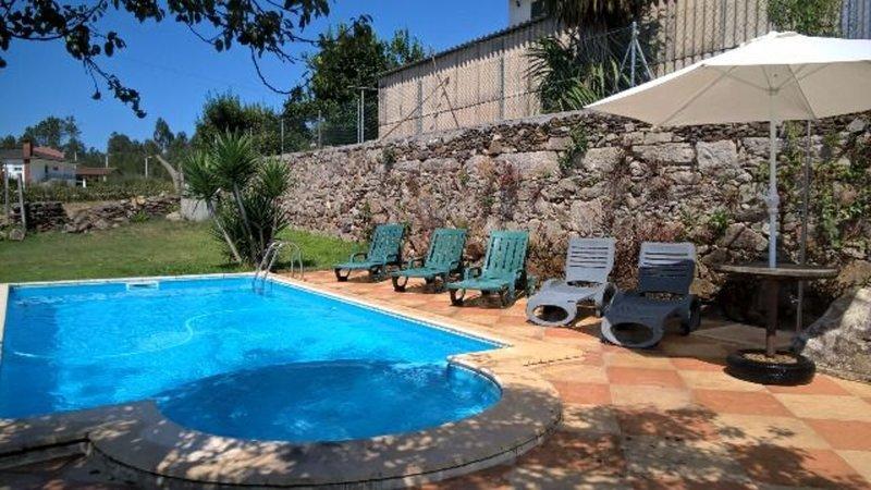 Casa S. Félix, holiday rental in Santo Tirso
