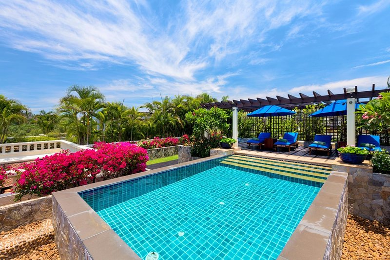 Kanika Residence - Private pool penthouse, 100 meters to beach, holiday rental in Cherngtalay