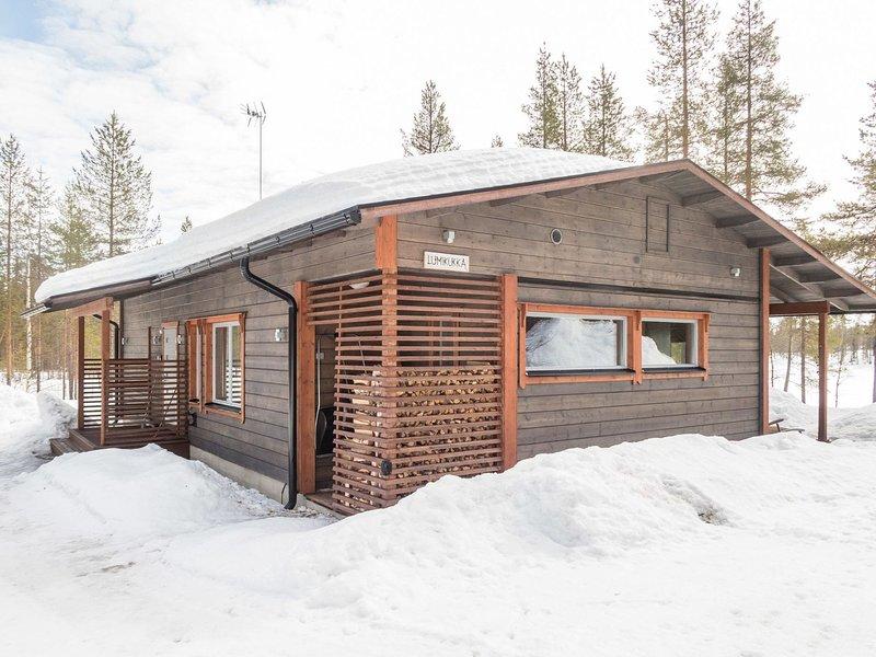 Lumikukka, holiday rental in Kivipera