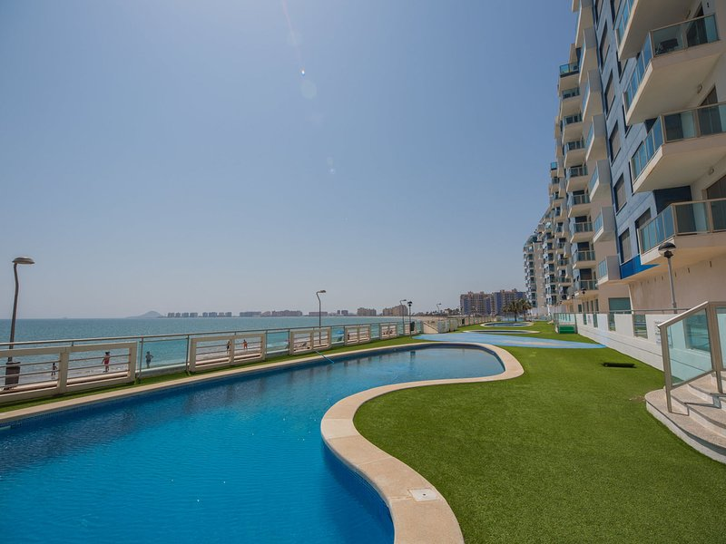 Euromarina Towers, vacation rental in Lo Pagán