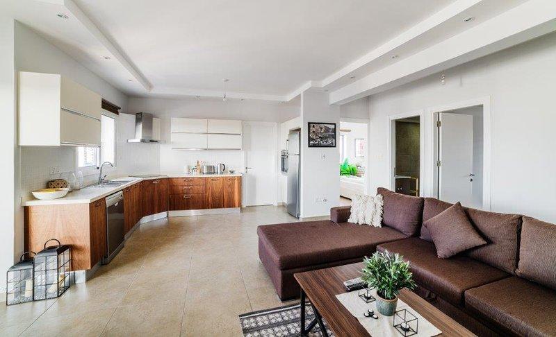 Sea Magic Park B4-3 - Three Bed Penthouse, holiday rental in Agios Amvrosios