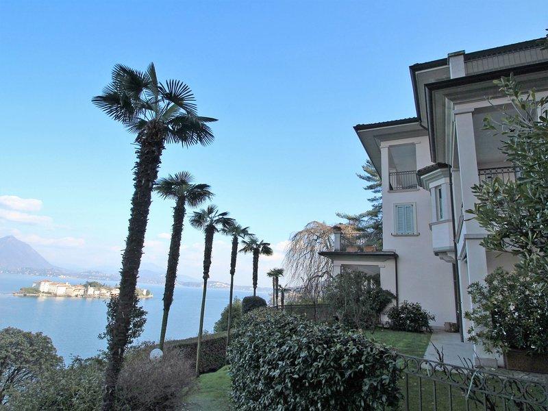 Punta Borromea, vacation rental in Stresa
