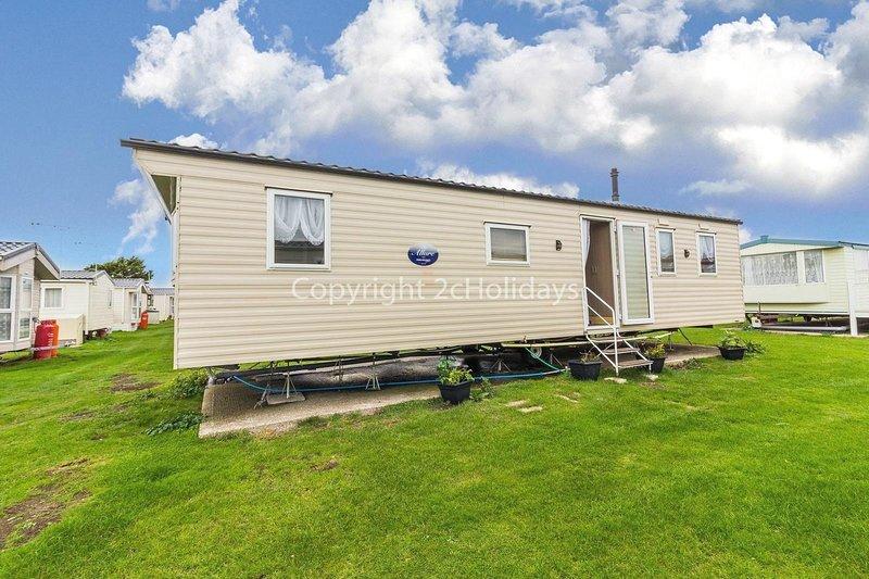 6 berth caravan to hire in Clacton-on-sea, Essex holiday park.ref 28015D, location de vacances à Little Clacton