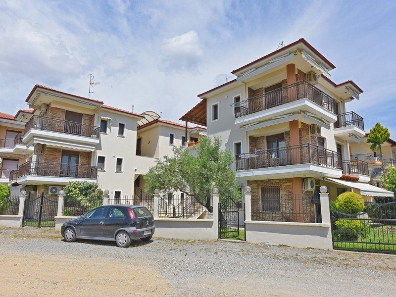 Fibes Luxury Living 1st - Dionysiou Beach - Mouries Halkidiki, location de vacances à Nea Triglia