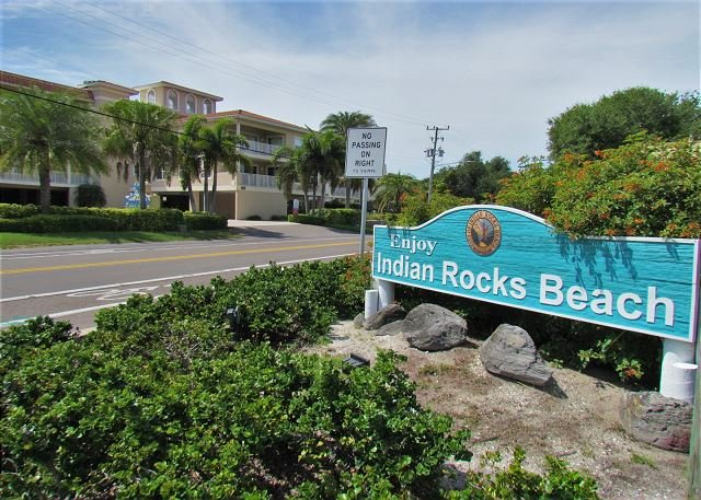 Welcome to Indian Rocks Beach!!