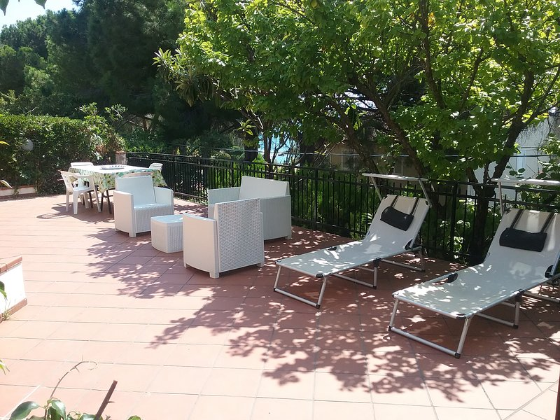 Villa del mare, holiday rental in Terme Luigiane
