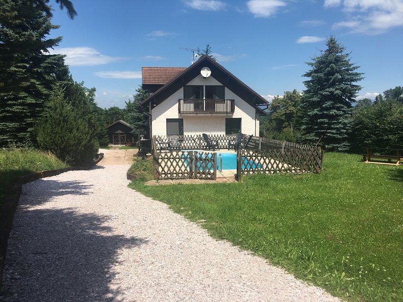 Vakan tiehuis Ellgera, vacation rental in Trebihost
