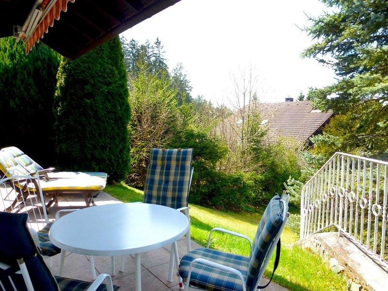 Vogelsang, vacation rental in Loffingen