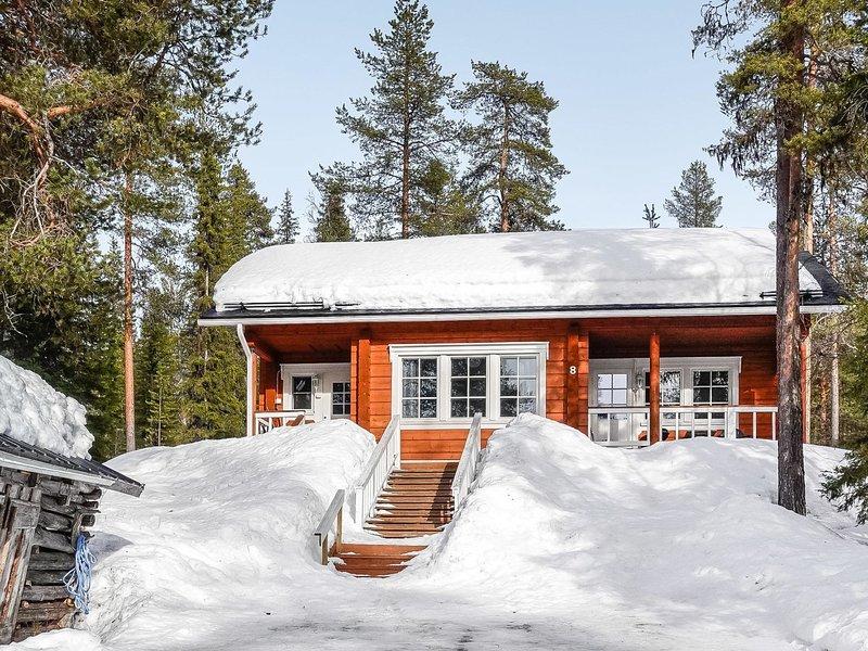 Mikaelin maja, alquiler vacacional en Raudanjoki