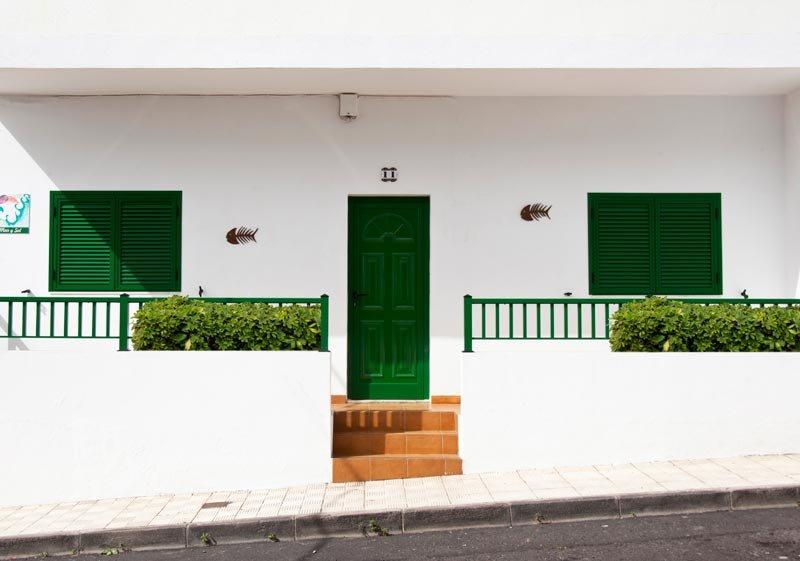 CASA CON BARBACOA EN TAMADUSTE, holiday rental in El Mocanal