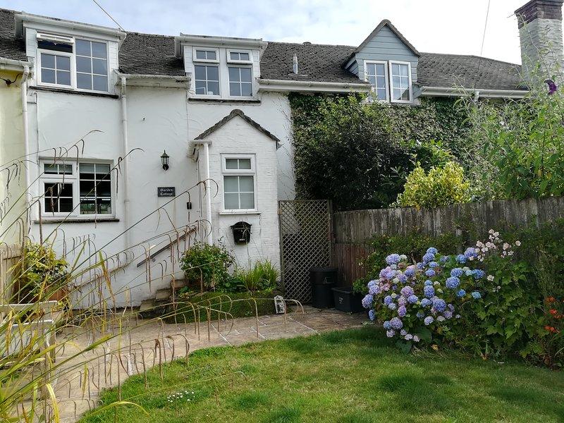 Garden Cottage, Roseland Peninsula, Cornwall, UK, location de vacances à Treworga