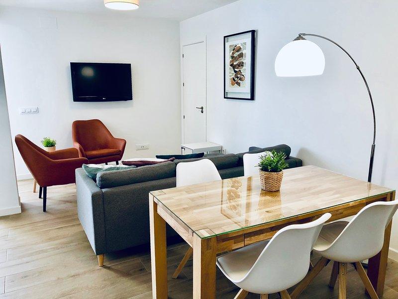 Apartamento Ecuadortres, casa vacanza a Cadice
