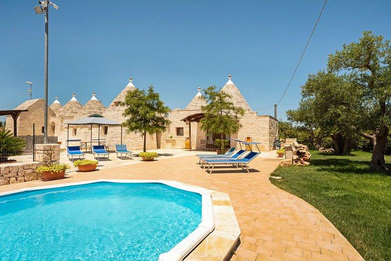 I GIARDINI DELLA CANONICA, holiday rental in Alberobello