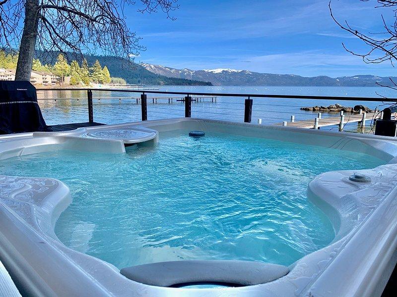 Lakeside Escape – semesterbostad i Tahoe Vista