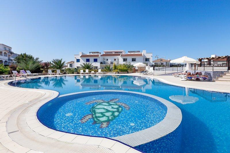Sea Magic Park A9-6, holiday rental in Agios Amvrosios