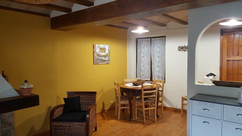 La caseta. Un lugar ideal para descansar, vacation rental in Cornudella de Montsant