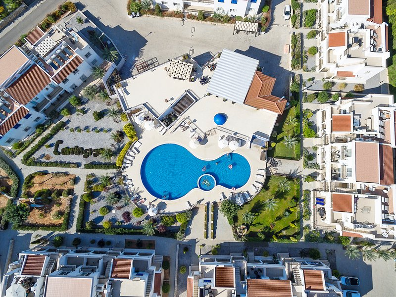 Sea Magic Park A10/5- 1 Bedroom, holiday rental in Agios Amvrosios