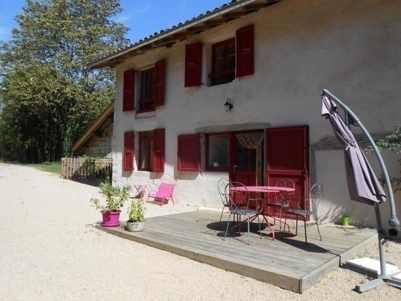 Le Fief du Laintoy, holiday rental in Thoirette
