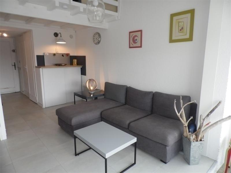GRAU D'AGDE Studio mezzanine, 4 couchages, holiday rental in La Tamarissiere