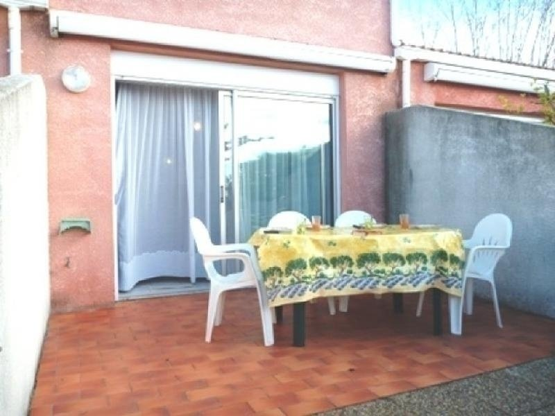 Maison spacieuse avec vue sur le canal, quartier Robinson, holiday rental in Marseillan Plage