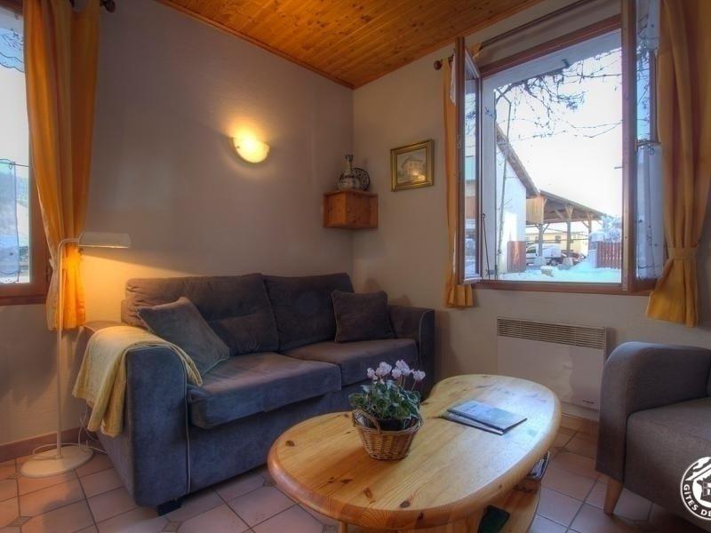 Location Gîte Outriaz, 3 pièces, 5 personnes, location de vacances à Bellegarde-sur-Valserine