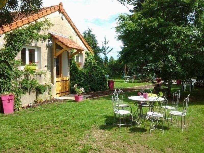 Gite des Mauves, holiday rental in Chantenay-Saint-Imbert