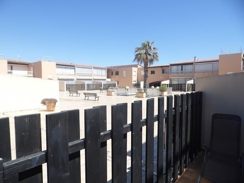Appartement 4 couchages avec grande terrasse, holiday rental in Marseillan Plage