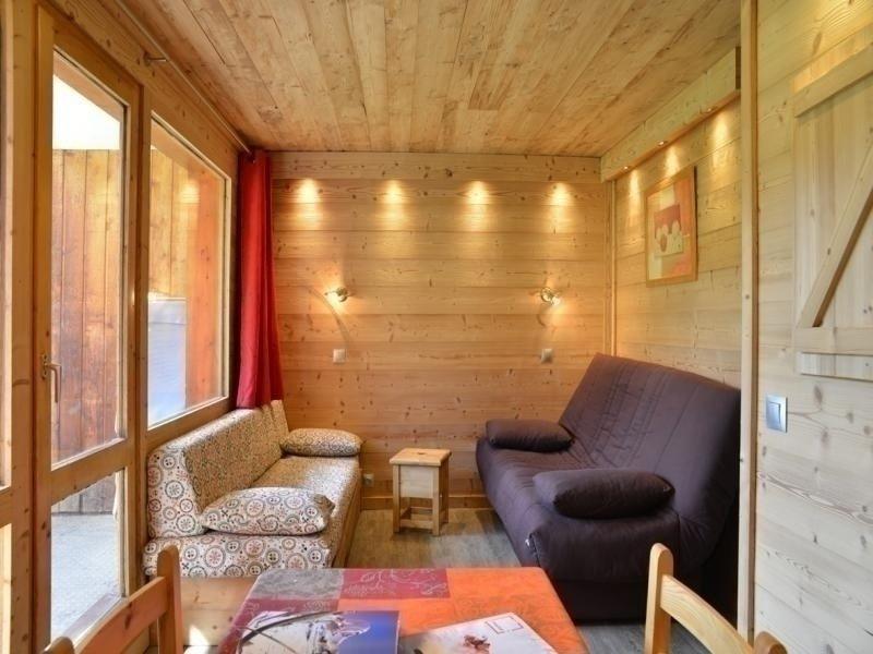 Studio divisible au pied des pistes pour 4 personnes de 28 m2, alquiler de vacaciones en Plagne Bellecote
