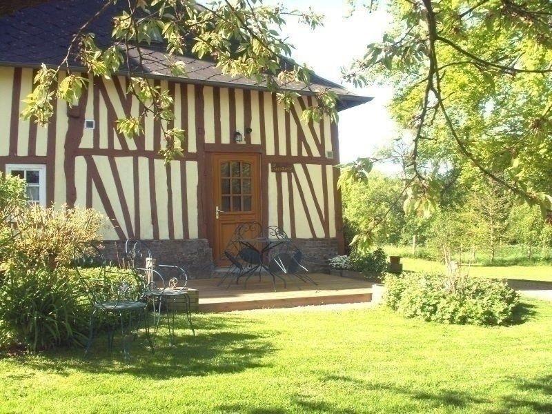 La Parenthèse, casa vacanza a Bosc-le-Hard