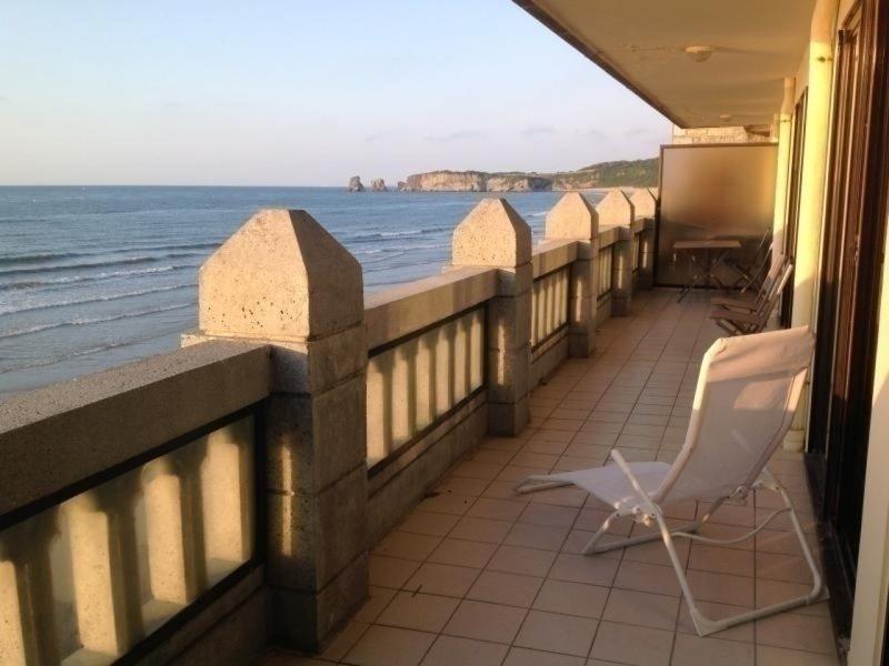 CROISIERE 114- Face à la mer, holiday rental in Hendaye