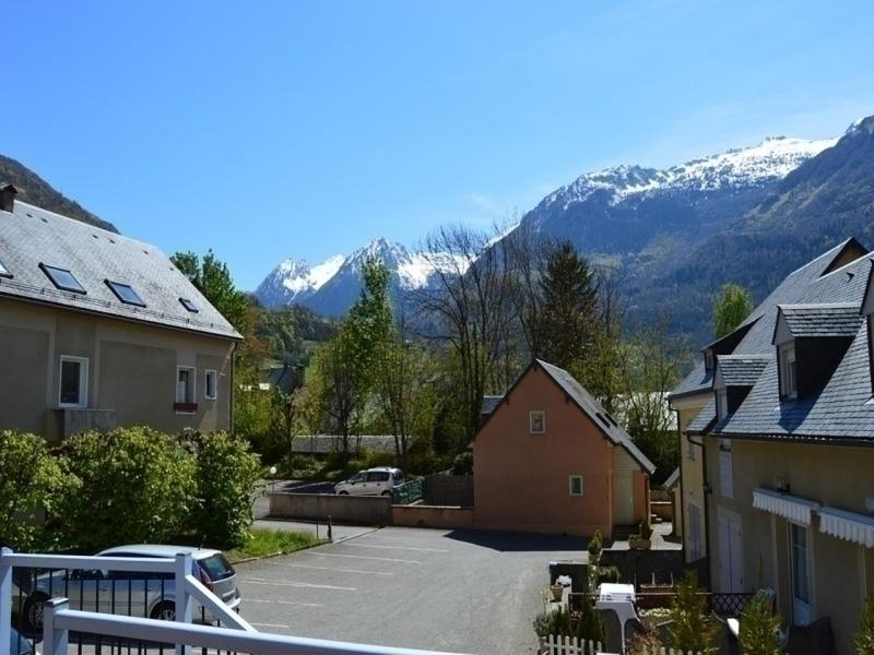 APPARTEMENT 3 PIECES DUPLEX 7 PERSONNES, CALME,TERRASSE, holiday rental in Esquieze-Sere