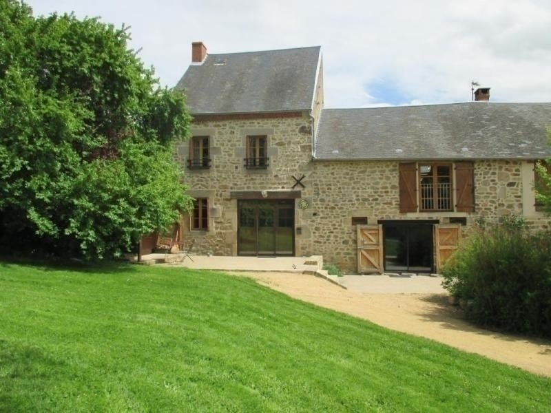 Le Richardet, vacation rental in Lussat