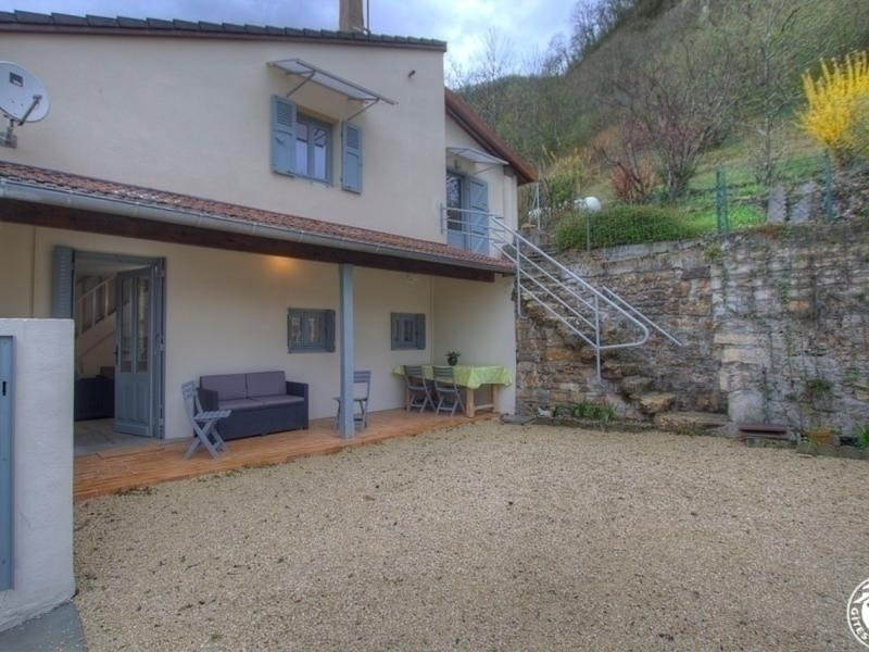 Le Grand Duc, holiday rental in Hieres-sur-Amby