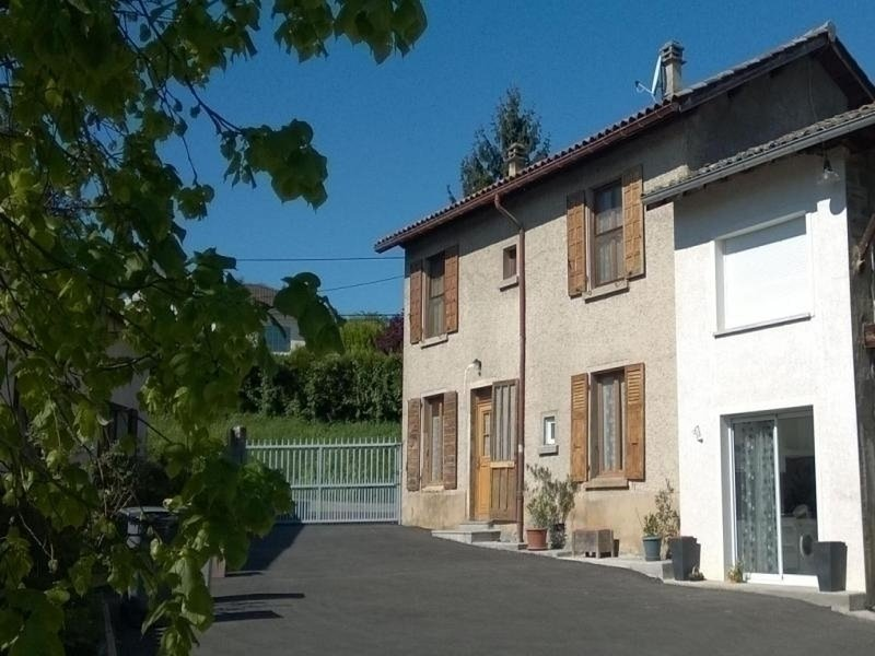 Les Vercheres, holiday rental in Hieres-sur-Amby