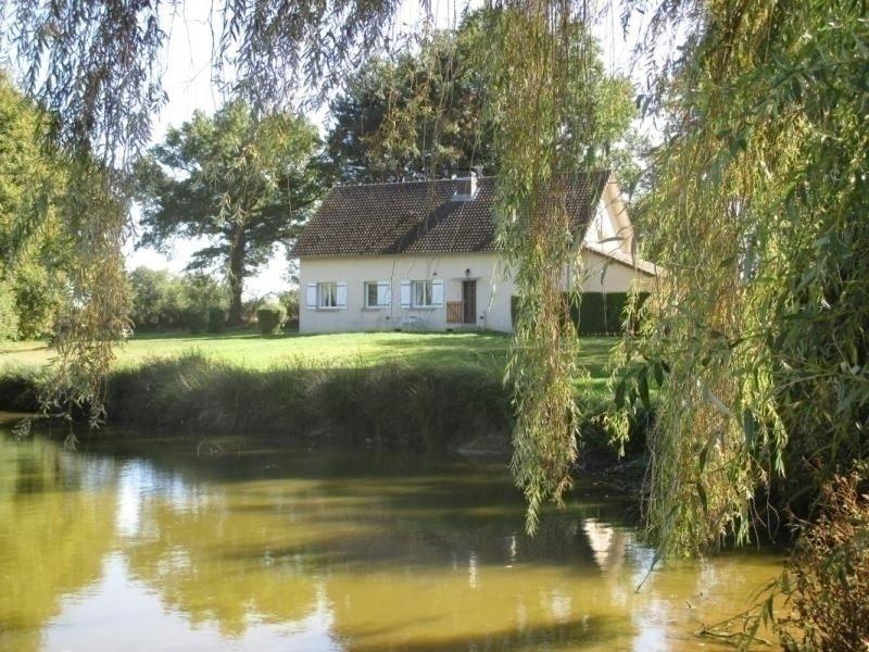 La Maison de l'Etang Magaud, location de vacances à Thiel-sur-Acolin